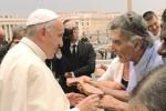 Papa Francesco e Alfio Nicolosi