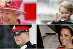Dai guanti della Regina ai pantaloncini di George: il codice d'abbigliamento dei reali inglesi