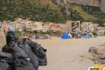 Aumentano a Palermo le tonnellate di rifiuti rimossi