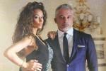 """Alessandro Moggi e Raffaella Fico: """"Se arrivasse un figlio, saremmo felicissimi"""""""