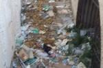 """""""Vetri rotti e spazzatura"""", sottopassaggio nel degrado in via Consolare Pompea a Messina"""