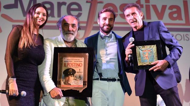 i vincitori del premio troisi, marefestival, Alessandro Haber, Messina, Cultura