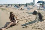 A Priolo la spiaggia attrezzata per i cani
