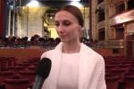 La Étoile Zakharova debutta al Verdura di Palermo: «Giselle è parte di me»