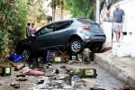 Terremoto con tsunami nel mar Egeo, le drammatiche immagini dopo il sisma - Foto