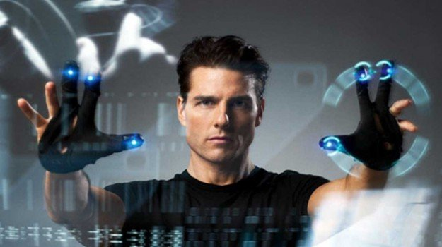 film, minority report, Tom Cruise, Sicilia, Società