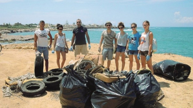 spiagge pulite, Trapani, Cronaca