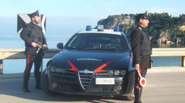 Arresto ad Alcamo, Trapani, Cronaca