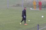 Pioggia e grandine interrompono l'allenamento del Palermo, le immagini da Bad Kleinkirchheim - Video