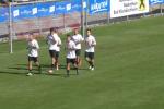 Palermo in ritiro, stamattina il primo allenamento - Le immagini dall'Austria