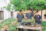Armi e droga, due arresti a Castellammare del Golfo