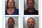 Casi risolti nel Palermitano: 4 arresti per 2 omicidi di 25 e 20 anni fa - Nomi e foto