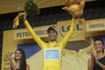 Impresa di Fabio Aru, è la nuova maglia gialla del Tour de France