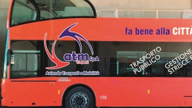 bus trapani, trasporti trapani, Trapani, Cronaca