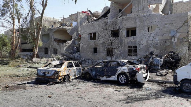 attentato siria, autobomba damasco, Sicilia, Mondo