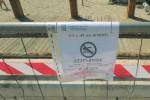 Divieti di balneazione e lavori di riparazione, analisi sulle acque di Trapani