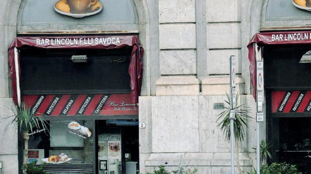 bar lincoln palermo, sfratto, Giovanni Savoca, Palermo, Economia