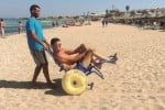 Da Noto a Portopalo i lidi diventano a misura di disabile