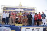 Beach volley, a Mondello trionfano Martino-Ingrosso e Toti-Annibalini