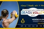 Beach volley, scattano i tricolori a Mondello: l'evento su Rgs
