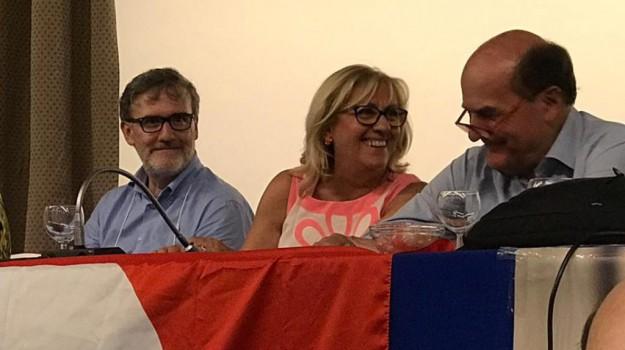Articolo Uno-Mdp, ex partito democratico, Pierluigi Bersani, Sicilia, Politica