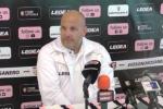 """Palermo stasera all'esordio ufficiale, Tedino: """"Test importante"""""""
