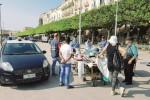 Bulli a Ortigia, paura tra i turisti