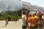 San Vito Lo Capo, paura al villaggio di Calampiso. Resort evacuato turisti in fuga: scappati in ciabatte