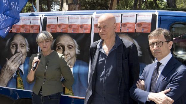 carovana per la giustizia radicali, separazione carriere magistrati, Sicilia, Politica