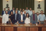 Cittadinanza onoraria di Lentini al primario Trombatore