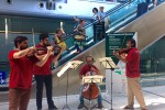 All'aeroporto di Catania concerti di musica classica agli imbarchi