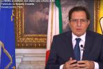 """Crocetta: """"La Sicilia ai siciliani, non siamo una colonia di Roma e Milano"""" - Video"""