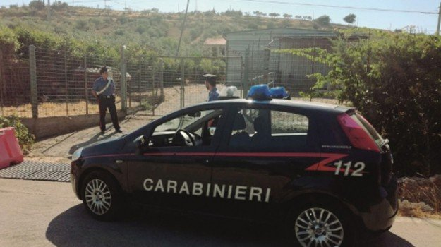 omicidio a barrafranca, Enna, Cronaca