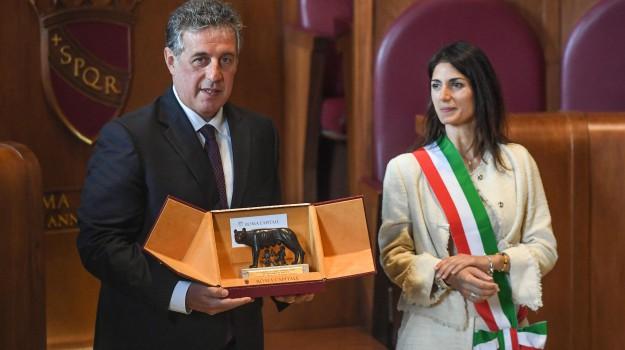 cittadinanza onoraria roma, pm palermo, Nino Di Matteo, Sicilia, Cronaca