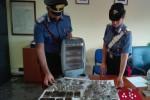Droga dentro la stufa elettrica: arrestato pusher a Monreale