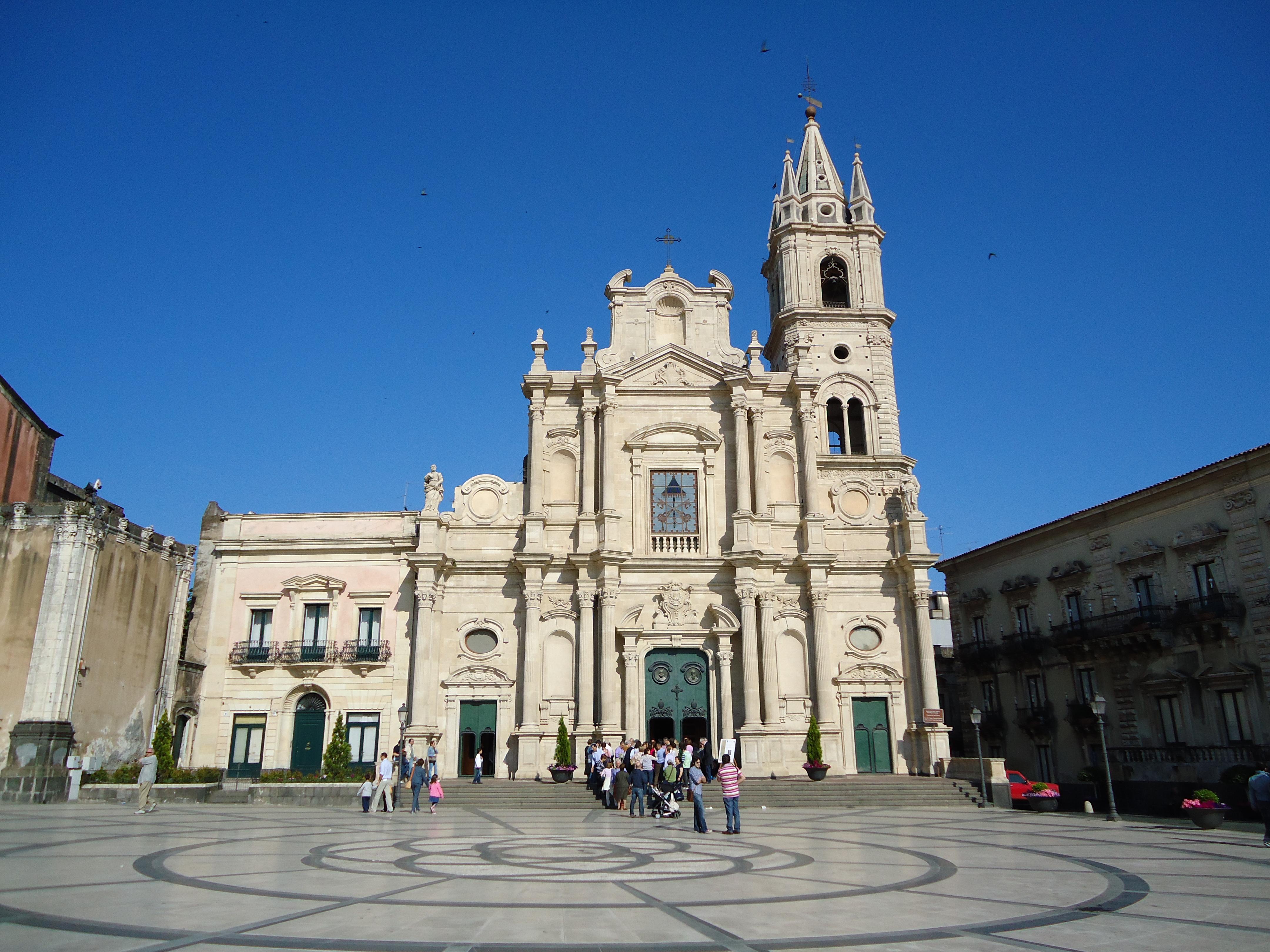 Resultado de imagen para Piazza del Duomo di Acireale