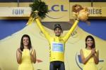 Vittoria francese al Tour, Aru conserva la maglia gialla
