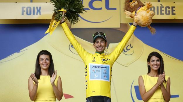 ciclismo, tour de france, Fabio Aru, Sicilia, Sport