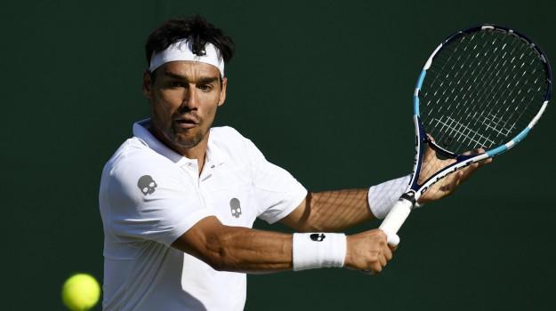 Roland Garros, Tennis, Fabio Fognini, Sicilia, Sport