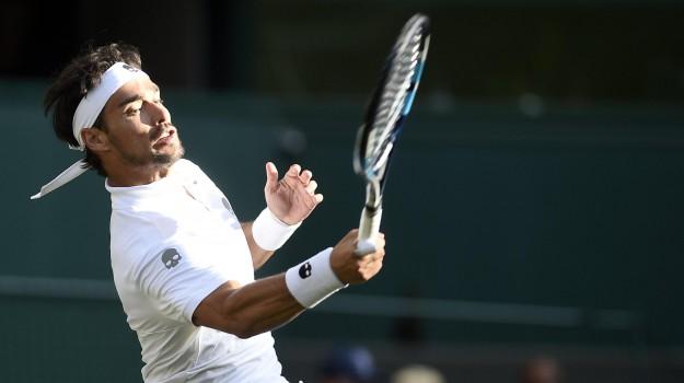 Tennis, wimbledon, Andy Murray, Fabio Fognini, Sicilia, Sport