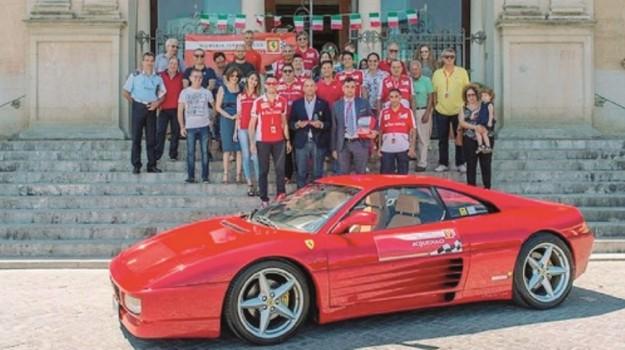 Ferrari ad Acquedolci, Messina, Cronaca