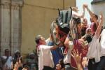 Festa, caldo e polemiche per San Calogero ad Agrigento