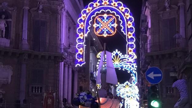 Festino, santa rosalia, santuzza palermo, Rosalia Sinibaldi, Palermo, Cultura