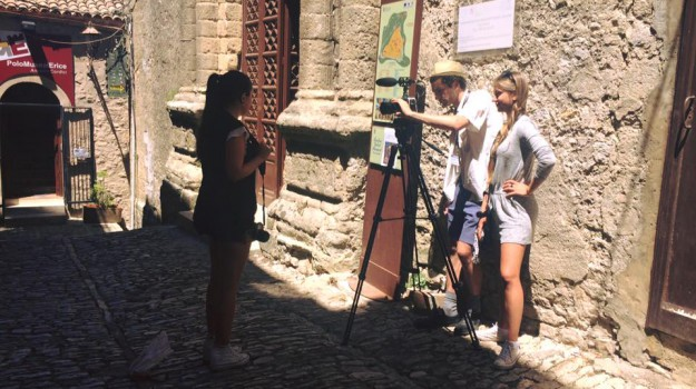 cinemadamare erice, Trapani, Cultura