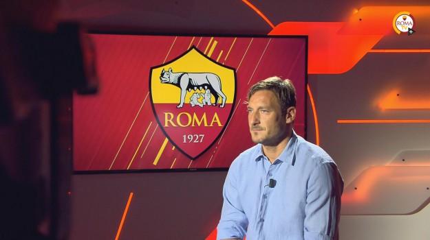 Totti dirigente della Roma, Francesco Totti, Sicilia, Sport