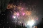 Luci sopra Palermo, i fuochi d'artificio chiudono il Festino
