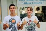 Maturità, a Palermo festa doppia per due gemelli: 100 e lode per entrambi