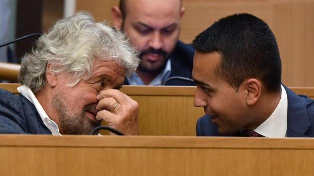 elezioni politiche 2018, m5s, Beppe Grillo, Luigi Di Maio, Sicilia, Politica