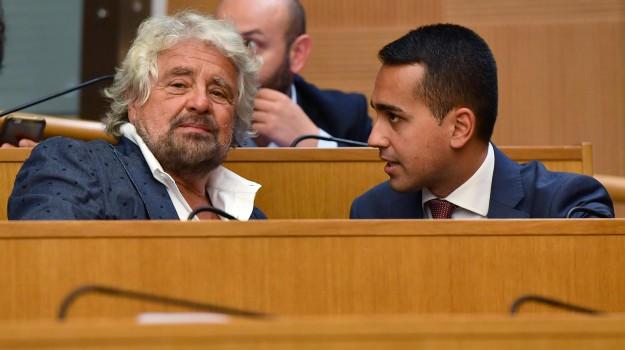 elezioni politiche 2018, parlamentarie m5s, Beppe Grillo, Sicilia, Politica