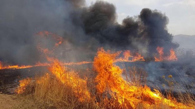 incendi agrigentino, Agrigento, Cronaca